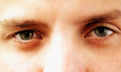 Como dibujar ojos hombre