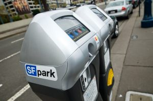 SFPark Single Space Meters