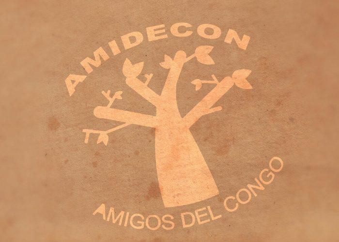amidecon mockup varios papel
