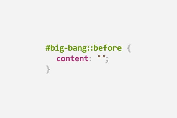 34 juegos de palabras en CSS - bigbang - Mimedu.es