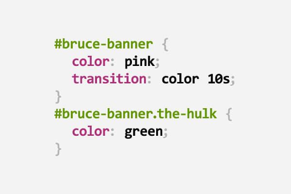 34 juegos de palabras en CSS - bruce - Mimedu.es
