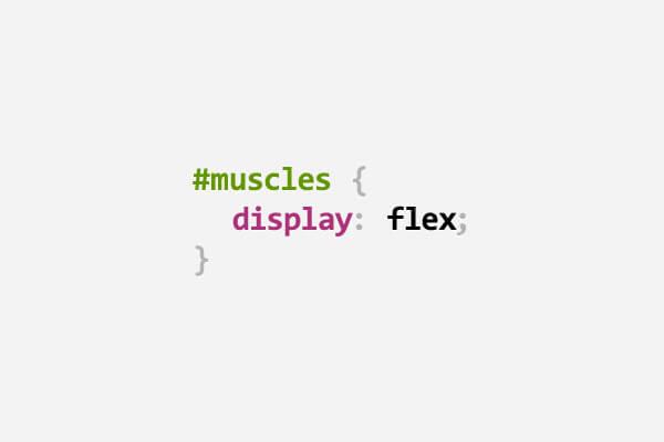 34 juegos de palabras en CSS - musculos - Mimedu.es