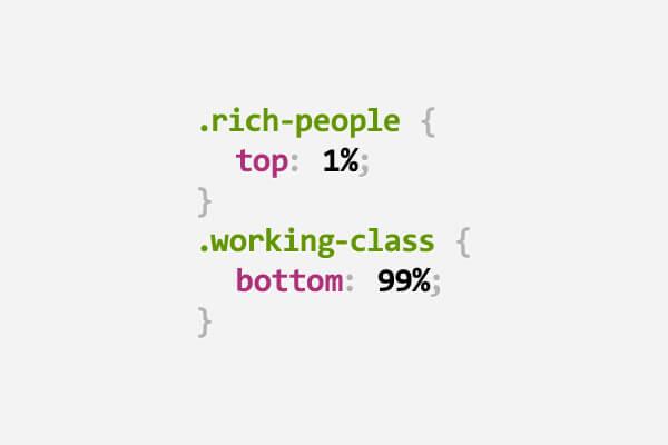 34 juegos de palabras en CSS - rich and working - Mimedu.es