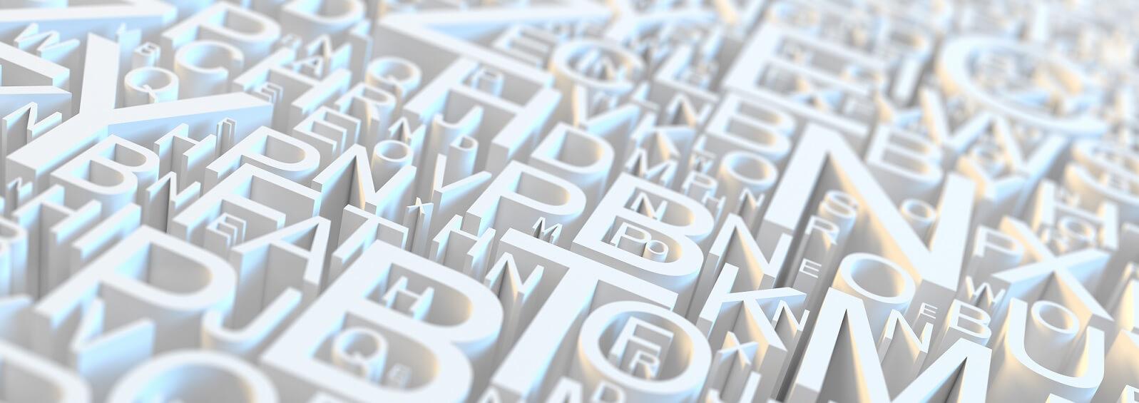 La tipografía – Esencial en el Diseño Gráfico Mimedu