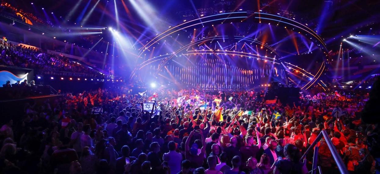 eurovision 2018 google