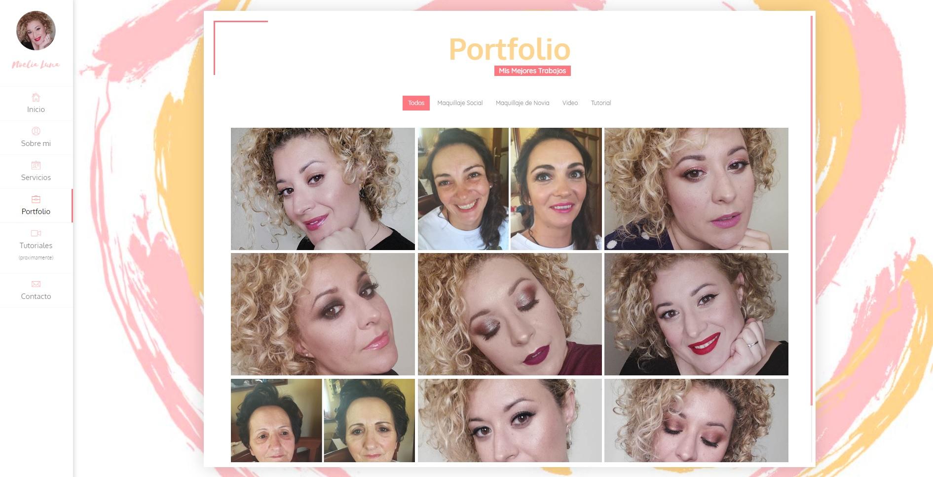 Portfolio NoeliaLuna