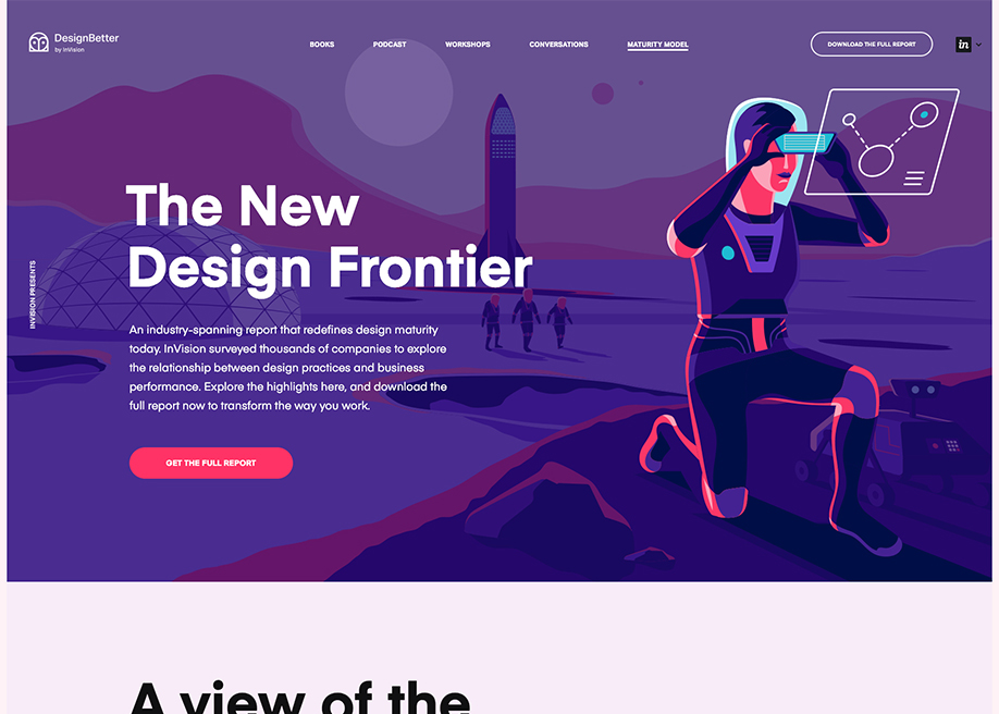 The New Design Frontier